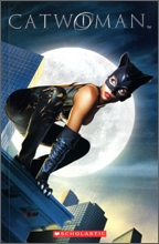 Scholastic ELT Readers Level 3 : Catwoman (Book & CD)