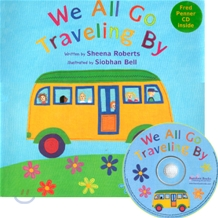 [��ο�]We All Go Traveling By (Paperback & CD Set)