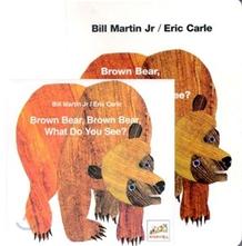 [노부영]Brown Bear, Brown Bear, What Do You See? (Board Book + CD)