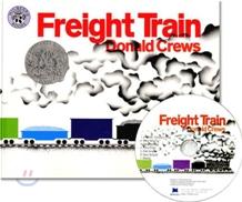 [노부영]Freight Train (Paperback & CD Set)