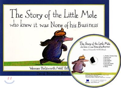 [노부영]The Story of the Little Mole, Who Knew it was None of His Business (원서 & 노부영 부록 CD)