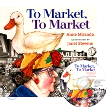[��ο�]To Market, to Market (Paperback & CD Set)