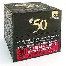하르모니아 문디 50주년 기념반 (한정판)
