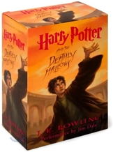 Harry Potter and the Deathly Hallows : Audio Cassette 7