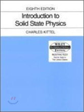 Introduction to Solid State Physics, 8/E