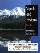 Signals and Systems, 2/E