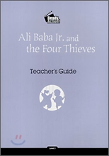 Ready Action Level 3 : Ali Baba Jr. and the Four Thieves (Teacher's Guide)