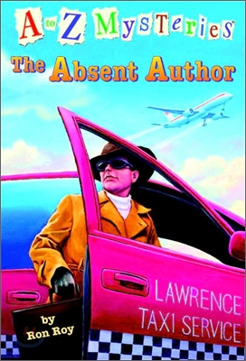 A to Z Mysteries # A : The Absent Author