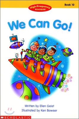 High Frequency Readers #10 : We Can Go
