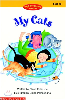 High Frequency Readers #13 : My Cats
