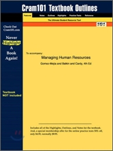 [Cram101 Textbook Outlines] Managing Human Resources