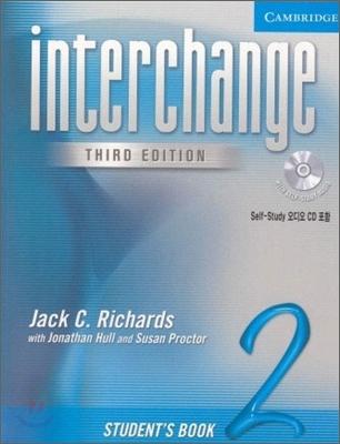 (3판)Interchange Level 2 : Student's Book with CD