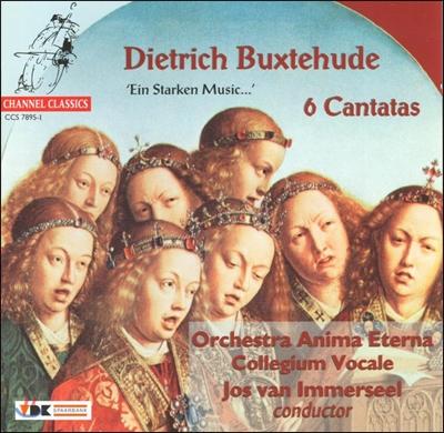 Jos Van Immerseel 북스테후데: 칸타타 (Buxtehude: 6 cantatas)