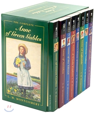 The Complete Anne of Green Gables Boxed Edition