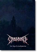 오딘 (Oathean) - Ten Days In Lachrymation (DVD 케이스)