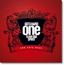 Gotthard - One Team One Spirit : The Very Best (2CD) (Digipak)