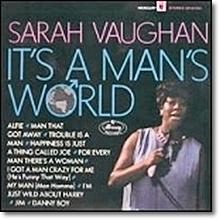 Sarah Vaughan - It's A Man's World (LP Miniature/수입/미개봉)