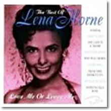 Lena Horne - Best Of Lena Horne(미개봉/수입)