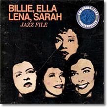 The Vocal Classics - Billie, Ella, Lena, Sarah!