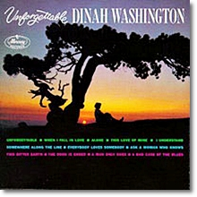 Dinah Washington - Unforgettable (수입/미개봉)