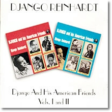 Django Reinhardt - Django And His American Friends Vol.1 And 2 (2CD/수입)