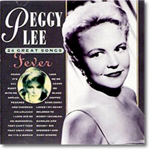 Peggy Lee - 24 Great Songs (수입)
