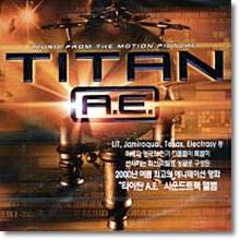 O.S.T. - Titan A.E - 타이탄 A.E (미개봉)