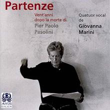 Pier Paolo Pasolini - Partenze