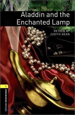 Oxford Bookworms Library 1 : Aladdin and the Enchanted Lamp