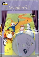 Ready Action Level 3 : The Wonderful Wizard of Oz (Drama Book + Workbook + Audio CD)