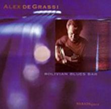 Alex de grassi - Bolivian blues bar