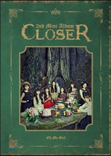 오마이걸 (OH MY GIRL) - 미니앨범 2집 : Closer