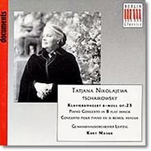 Tchaikovsky : Piano Concerto