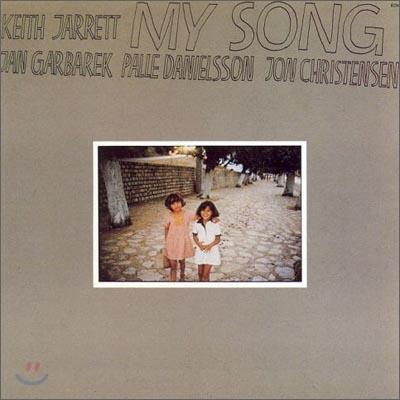 Keith Jarrett - My Song 키스 자렛
