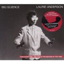 Laurie Anderson - Big Science (수입)
