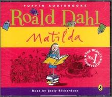 Matilda : Audio CD