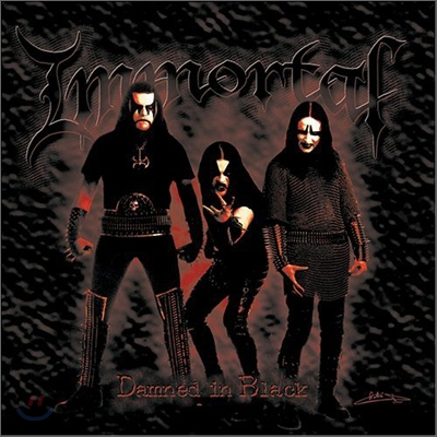 Immortals - Damned In Black