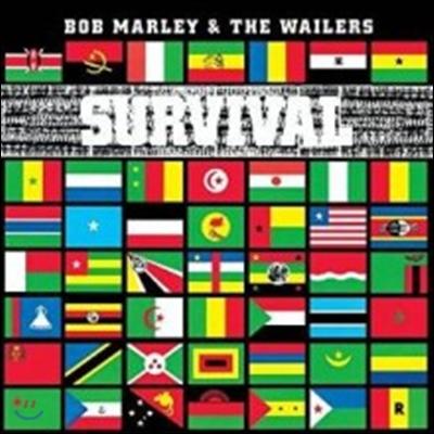Bob Marley & The Wailers (밥 말리 앤 더 웨일러스) - Survival