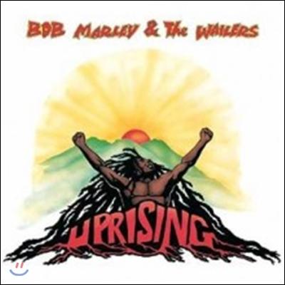 Bob Marley & The Wailers (밥 말리 앤 더 웨일러스) - Uprising [LP]