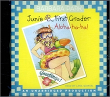 Junie B., First Grader CD Edition #26 : Aloha-ha-ha