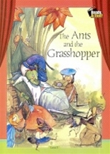 Ready Action Level 2 : The Ants and the Grasshopper (Big Book)