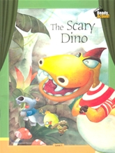 Ready Action Level 1 : The Scary Dino (Big Book)
