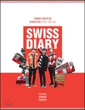 슈퍼주니어 (이특, 동해, 은혁) 트래블 노트 : Super Junior Swiss Diary