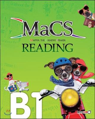 MaCS Reading 맥스 리딩 B1