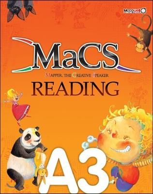 MaCS Reading 맥스 리딩 A3