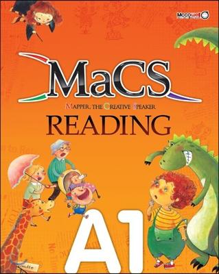 MaCS Reading 맥스 리딩 A1