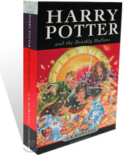 Harry Potter and the Deathly Hallows : Book 7 Children's Edition