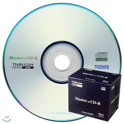 [�����]���̿����� Master of CD-R 700MB 10mm ���̽� 40��