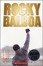 Scholastic ELT Readers Level 2 : Rocky Balboa 2 (Book+CD)