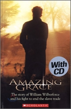 Scholastic ELT Readers Level 3 : Amazing Grace (Book+CD)